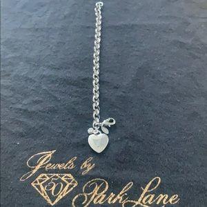Park Lane CHERISH HEART silver Bracelet